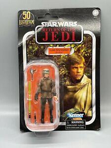 Star Wars Vintage Collection VC198 50th Anniv:  LUKE SKYWALKER (ENDOR)