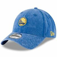 Golden State Warriors New Era Always Fan 9TWENTY Adjustable Hat - Royal