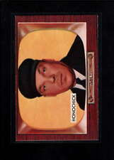 1955 BOWMAN  #267 GEORGE HONOCHICK NM+ F3250