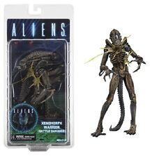 "Aliens Brown Xenomorph Warrior Battle Damaged Series 12 9"" Figure NECA IN STOCK!"