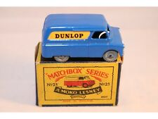 "Matchbox Lesney 25 Bedford ""DUNLOP"" 99.9% mint in box all original Superb GMW"