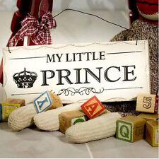 My Little Prince Wood Plaque Nursery Decorative Plaque Nursery Wall Sign