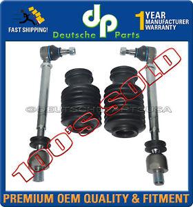 Porsche 928 S GTS S4 Steering Tie Rod Rods Boots Kit 928 347 031 07 SET 4