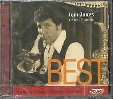 Jones, Tom Letter to Lucille (Best of) Zounds CD Neu OVP Sealed