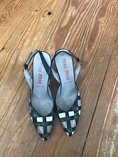 Miu Miu Vintage Shoes  Size 39
