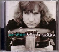 CD (NEU!) . Best of JOE WALSH & JAMES GANG 69- 74 (The Bomber mkmbh