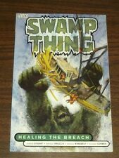 Swamp Thing Healing The Breach Joshua Dysart (Paperback, 2006)  9781401209346