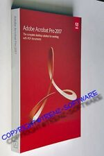 Adobe Acrobat Pro 2017 Windows deutsch mit Orginal-DVD - Kaufversion - incl.MwSt
