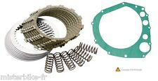 Kit embrayage Complet Disque Lisse Garnis Ressort Joint Suzuki GN 125 1994-1999
