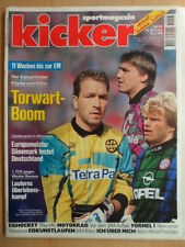 KICKER 26 - 25.3. 1996 * BVB-Frankfurt 6:0 St.Pauli-Rostock 3:2 Eiskunstlauf-WM