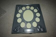 Pewter Baby My First Year Collage Picture Frame, Brand New