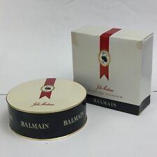 Vintage Balmain Jolie Madame Dusting Powder 6 1/2 Oz. NIB