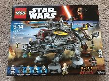 NEW, SEALED! LEGO Star Wars Captain Rex's AT-TE - 75157 972 pieces Fast Shipping