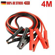 4M 2000 AMP Starthilfekabel Überbrückungskabel KFZ PKW LKW Starterkabel Kabel DE