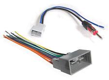 Car Stereo Wiring Set Harness +Antenna Adapter FIts 2008-2014 Select HONDA ACURA