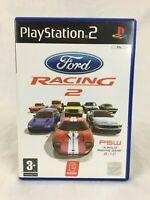Ford Racing 2 - With Manual - PS2 - Playstation 2 - PAL