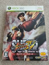 Super Street Fighter IV Special Edition Japanese Xbox 360