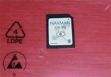 MMC Plus Card Speicherkarte 360 MB Navman iCN 320 SD Card kompatibel gebraucht