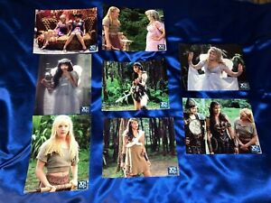 "ULTRA RARE Xena Premiere Photo Club January 2007 ""If The Shoe Fits"" Picture Set"