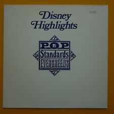 Rainbow Orchestra Munich ‎– DISNEY HIGHLIGHTS LP Promo UFA 307