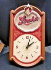 Stroh's Beer Clock