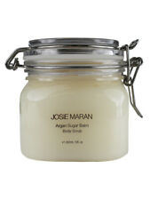 Josie Maran Argan Sugar Balm Body Scrub - Strawberries & Whipped Cream - 10oz