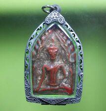 TOP! REAL PHRA KHUNPHAEN THAI BUDDHA AMULET HOT PENDANT