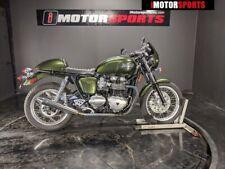 New Listing2015 Triumph Thruxton Standard