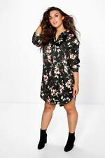Boohoo Satin Casual Dresses for Women