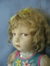 "Lenci 109 Vintage Doll - 22"" - 1920's - Beautiful Condition"