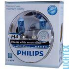 H4 + W5W PHILIPS WhiteVision - Xenon-Effekt Scheinwerfer Lampe DUO-Box NEU