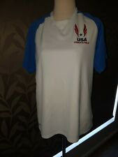 Nike USA Track & Field Tshirt SzM Preowned