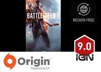 Battlefield 1 [PC] Origin Download Key - FAST DELIVERY