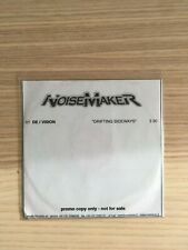De / Vision - Drifting Sideways - CD Single PROMO - 2003 Noise Maker RARO