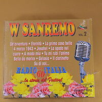 W SANREMO - VOL.2 - 1969/1988 - 3CD - 2003 DUCK - OTTIMO CD [AT-095]