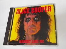 rock cd Alice Cooper, No One Like Me