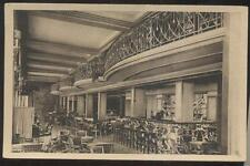 Postcard PARIS FRANCE  Le Barry Cocktail Lounge/Bar Interior view 1930's?