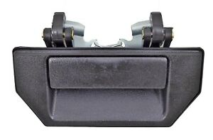 fits Nissan Liftgate Tailgate Handle Rear Cargo Textured Black