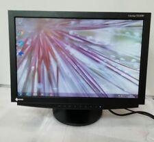 EIZO 21'' CE210W PROFESSIONAL COLOREDGE MONITOR 1680x1050 DUAL DVI USB GRADE A
