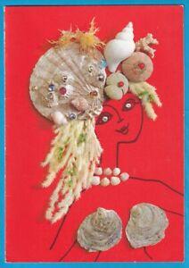 Original P & O Line S.S. ARCADIA Dinner MENU Sea Shells