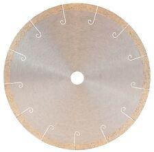 """7"""" PREMIUM J Slot Porcelain Ceramic Wet Tile Diamond Blade"""