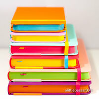 Luxe Notebooks Pastel & Bright for Bullet Journal Project Pocket Small & Medium