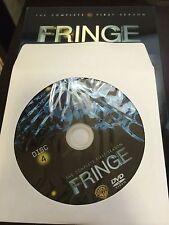 Fringe - Season 1, Disc 4 REPLACEMENT DISC (not full season)