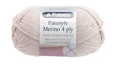 50g Balls - Patons Patonyle Sock Yarn - Sand #1003 - $7.95 A Bargain