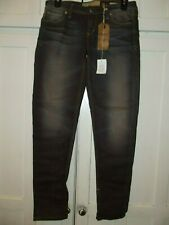 Guess Jeans 1981 Womens Beaten Up Beverly Skinny Blue Sz 28 NWT