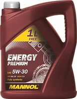 MANNOL GERMANY OIL 5w30 Fully Synthetic Car Engine Oil 5L (Low Saps C3) 5 Litre