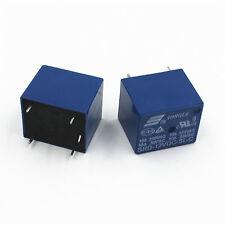 5Pcs Mini Power Relay 12V DC coil SRD-12VDC-SL-C SONGLE PCB Type Electromagnet