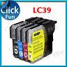 10 x LC39 INK for BROTHER LC985 MFC-J415W MFC-J265W MFC-J220 MFC-J410 Cartridge