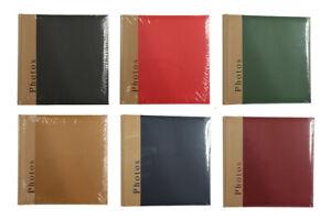 Henzo Fotoalbum Chapter, 100 Seiten, Jumbo Album 30x31cm, Farbe frei auswählbar