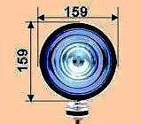 TYPE LIGHTFORCE HELLA CIBIE OSCAR! 2 SUPERBES PHARES 16CM ANGEL EYE A LED